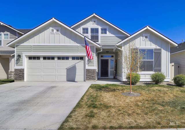 3746 W Peak Cloud Ct, Meridian, ID 83646 (MLS #98799783) :: The Bean Team