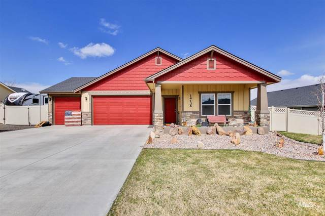 14136 Silver Lining Dr, Caldwell, ID 83607 (MLS #98799786) :: Story Real Estate