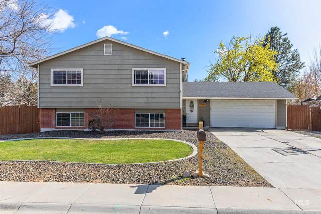 3742 N Covered Wagon Way, Boise, ID 83713 (MLS #98799791) :: Full Sail Real Estate