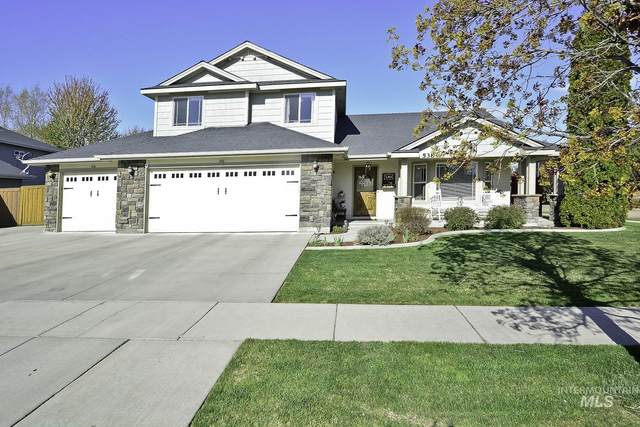 5381 Chimney Peak Ave, Meridian, ID 83646 (MLS #98799794) :: Adam Alexander
