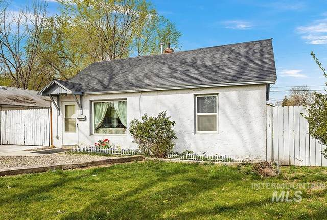623 S Almond St, Nampa, ID 83686 (MLS #98799820) :: Bafundi Real Estate