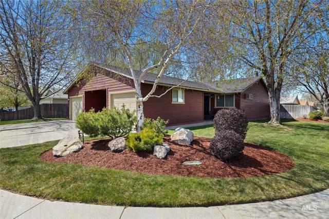 903 S Wild Phlox Way, Boise, ID 83709 (MLS #98799821) :: Full Sail Real Estate