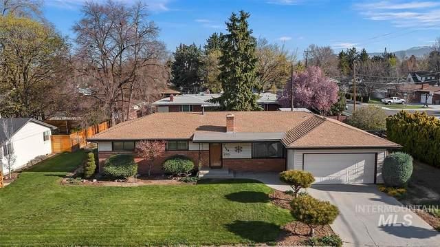 1348 S Tetonia, Boise, ID 83705 (MLS #98799824) :: Full Sail Real Estate