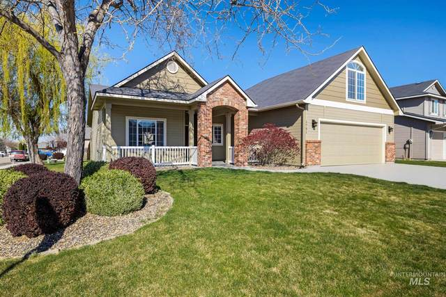 1751 N Buckler Way, Kuna, ID 83634 (MLS #98799826) :: The Bean Team