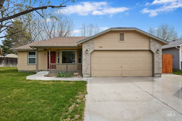 3591 E Muleskinner Dr., Boise, ID 83716 (MLS #98799827) :: Full Sail Real Estate