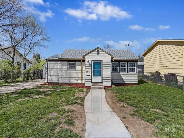 573 S Garden St., Boise, ID 83705 (MLS #98799830) :: Full Sail Real Estate