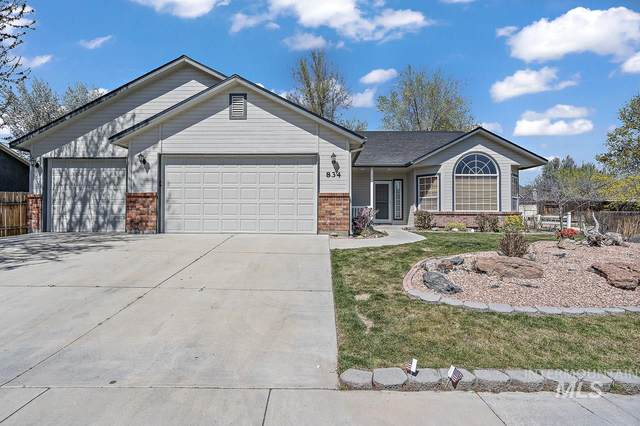 834 Muirfield Lane, Nampa, ID 83686 (MLS #98799848) :: Boise River Realty