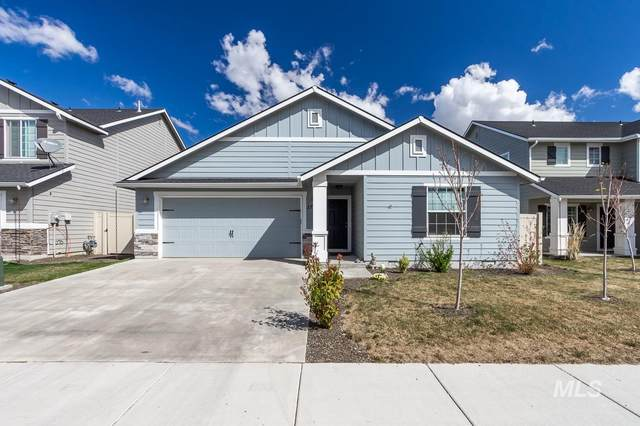 1718 W Gander St, Meridian, ID 83642 (MLS #98799853) :: The Bean Team