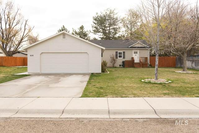 628 N Lauren Ave, Kuna, ID 83634 (MLS #98799886) :: Epic Realty