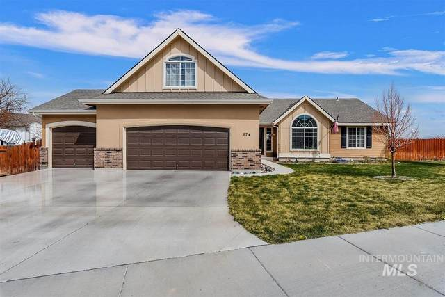 574 W Omphale Street, Kuna, ID 83634 (MLS #98799895) :: The Bean Team