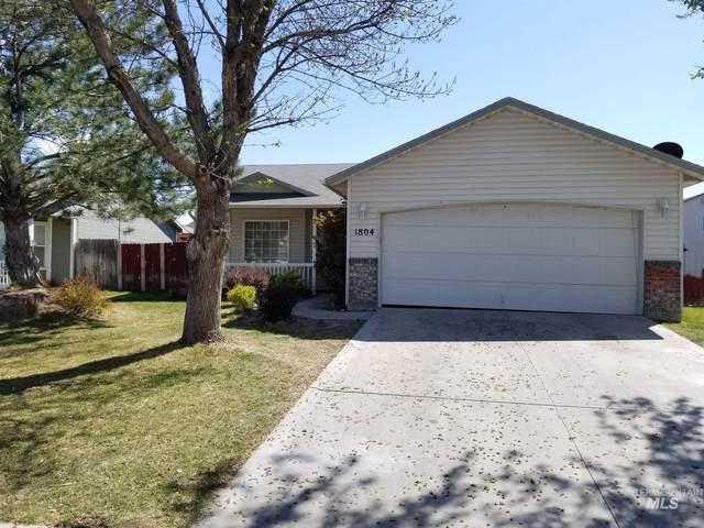 1804 Hasbrook Street, Caldwell, ID 83607 (MLS #98799918) :: Jon Gosche Real Estate, LLC