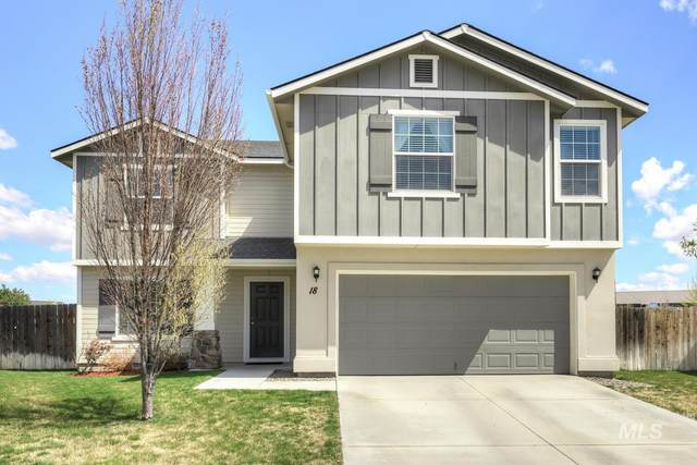18 S Lemhi Pl, Nampa, ID 83651 (MLS #98799929) :: Bafundi Real Estate