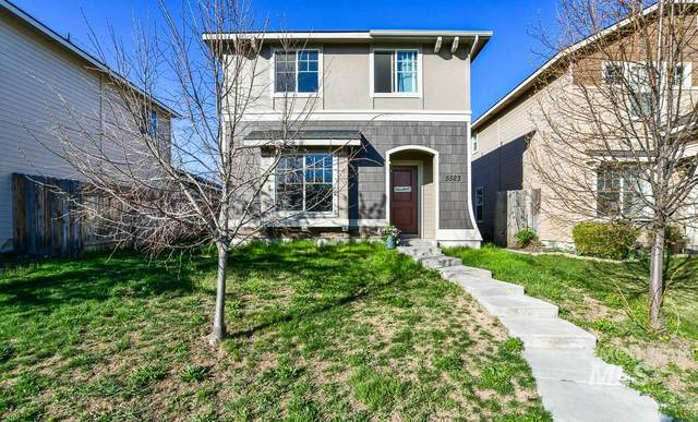 5523 S Moonfire Way, Boise, ID 83709 (MLS #98799948) :: Haith Real Estate Team