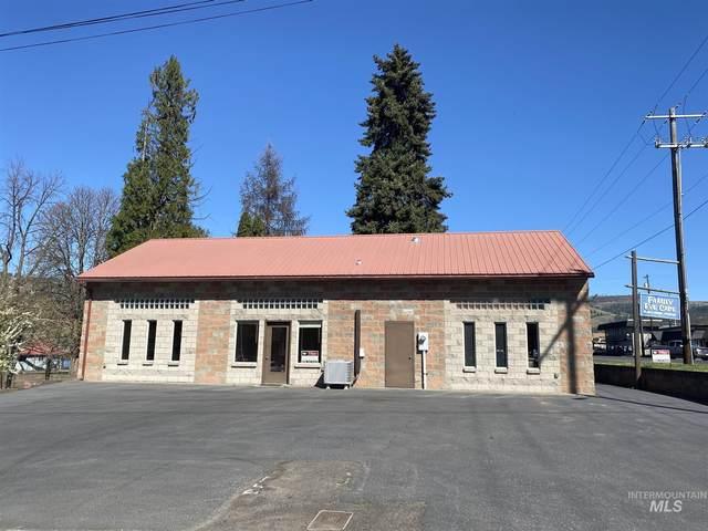 220 N Hill Street, Kamiah, ID 83536 (MLS #98799954) :: Bafundi Real Estate