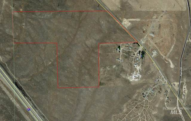 TBD Old Highway 30, Mountain Home, ID 83647 (MLS #98799964) :: Full Sail Real Estate