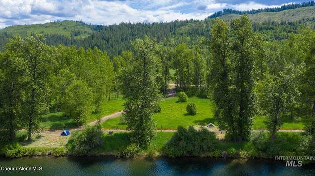 NKA Railroad Grade Rd. Parcel A-2, St. Maries, ID 83861 (MLS #98799987) :: Juniper Realty Group