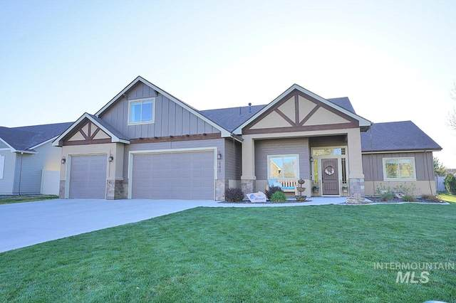 440 S Burgundy Bay Way, Star, ID 83669 (MLS #98799997) :: Epic Realty