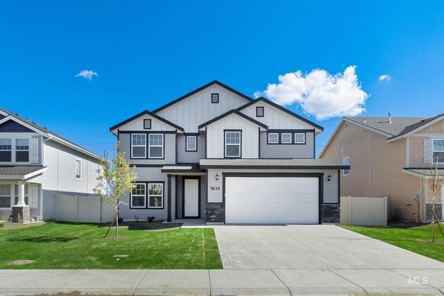 7634 E Brigade Dr, Nampa, ID 83687 (MLS #98800009) :: Juniper Realty Group
