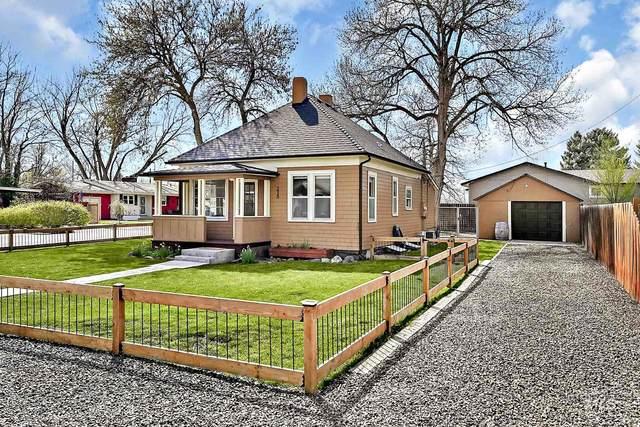 215 N Garden St, Boise, ID 83706 (MLS #98800015) :: Shannon Metcalf Realty