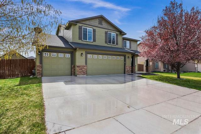 7949 E Toussand Dr, Nampa, ID 83687 (MLS #98800045) :: Juniper Realty Group