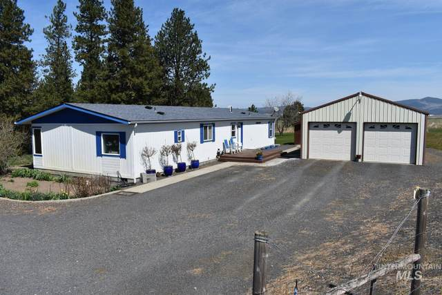 5380 Hwy 95, Potlatch, ID 83855 (MLS #98800048) :: Story Real Estate