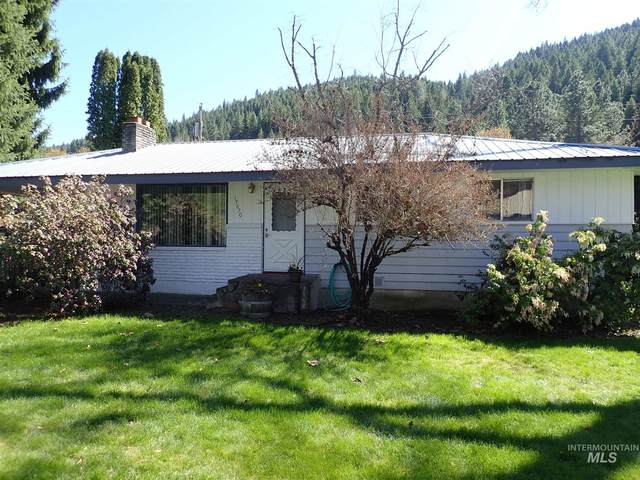 13820 W 1st Ave, Orofino, ID 83544 (MLS #98800052) :: City of Trees Real Estate