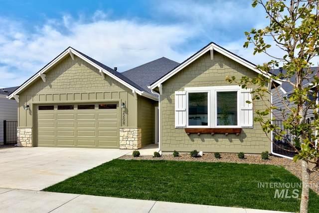 2208 E Mendota Drive, Boise, ID 83716 (MLS #98800057) :: Juniper Realty Group