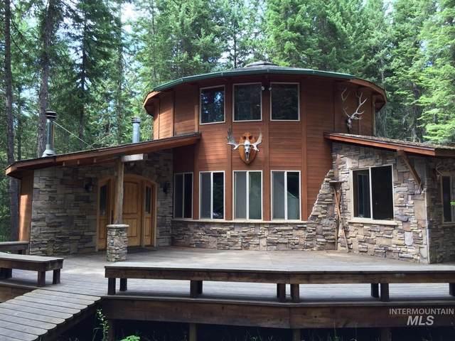 MISTY Mountain Lodge/Vortex, Kooskia, ID 83539 (MLS #98800103) :: Shannon Metcalf Realty