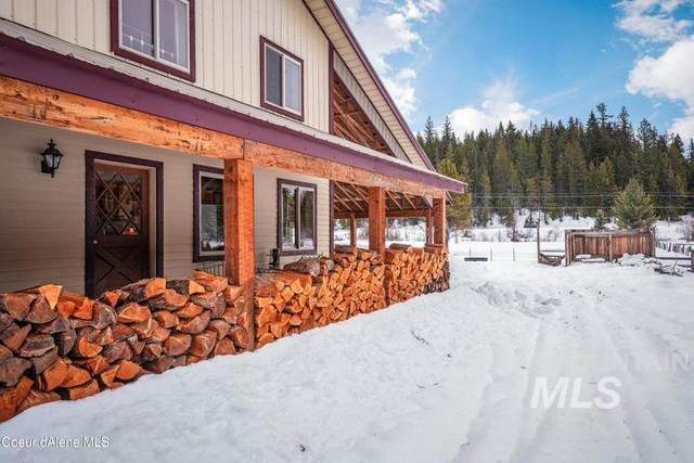 100 Lamb Creek Rd, Priest Lake, ID 83856 (MLS #98800108) :: Epic Realty