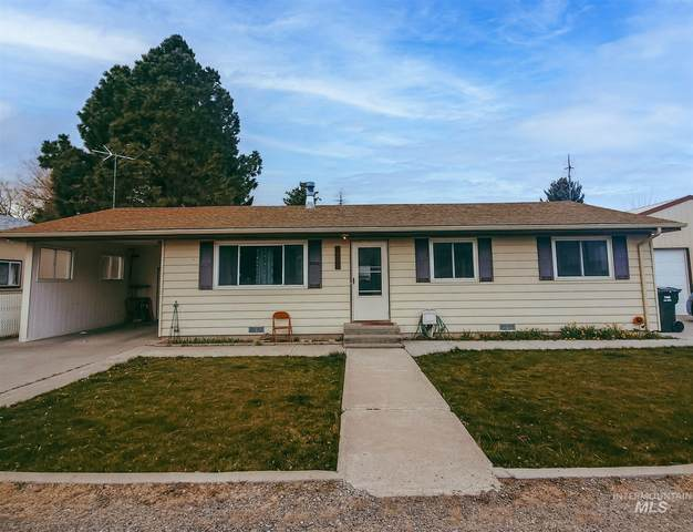 627 Locust Dr, Heyburn, ID 83336 (MLS #98800170) :: Shannon Metcalf Realty