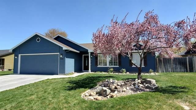 1348 N Cabrillo Ave, Kuna, ID 83634 (MLS #98800175) :: Shannon Metcalf Realty