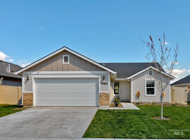 17816 Sunset Ridge Ave, Nampa, ID 83687 (MLS #98800242) :: Story Real Estate
