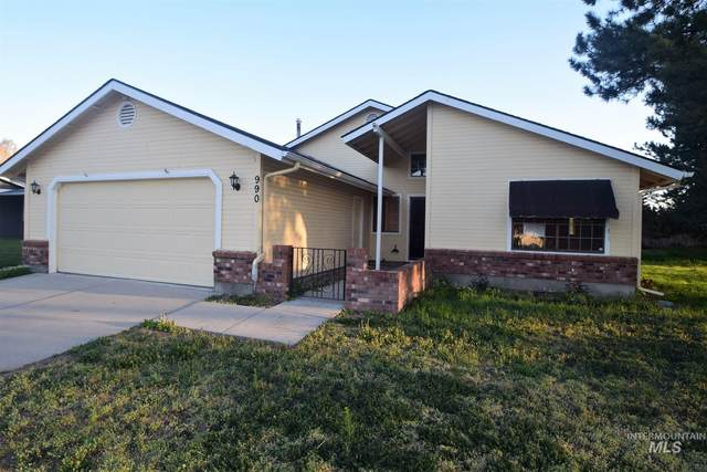 990 E Farrington Dr, Eagle, ID 83616 (MLS #98800245) :: Haith Real Estate Team