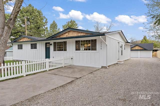 2208 W Dora Ln., Boise, ID 83702 (MLS #98800249) :: Beasley Realty