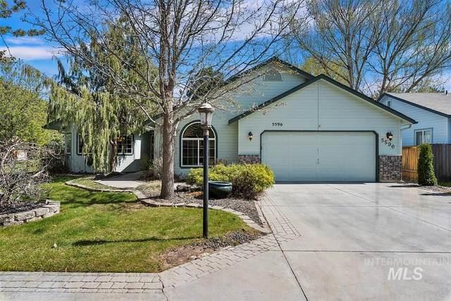 5596 S Impatiens, Boise, ID 83716 (MLS #98800262) :: Beasley Realty