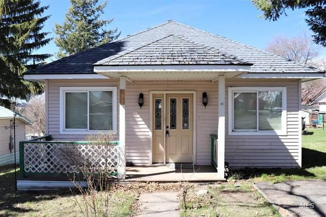 720 Elm Street, Potlatch, ID 83855 (MLS #98800276) :: Beasley Realty