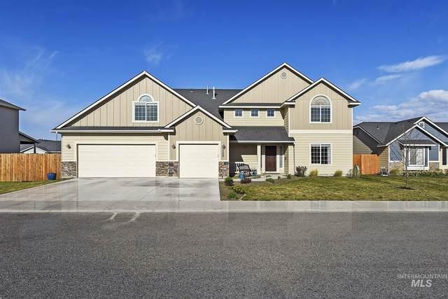 1089 S Penmark Ave, Kuna, ID 83634 (MLS #98800293) :: Adam Alexander