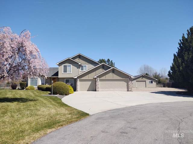 741 W Rush Court, Eagle, ID 83616 (MLS #98800303) :: Epic Realty