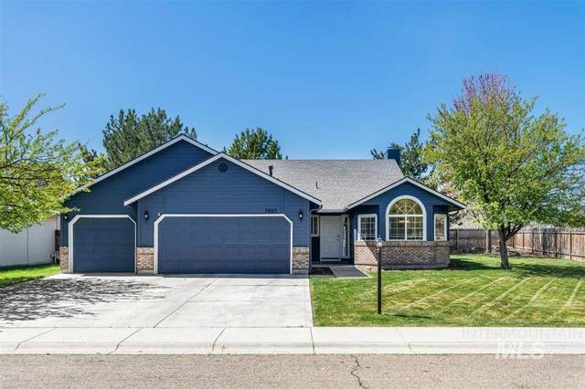 5883 S Rock Rose Place, Boise, ID 83716 (MLS #98800315) :: Story Real Estate