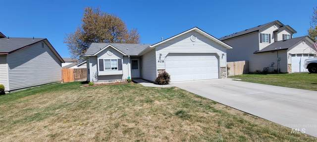 408 N Copper River Drive, Nampa, ID 83651 (MLS #98800332) :: Epic Realty