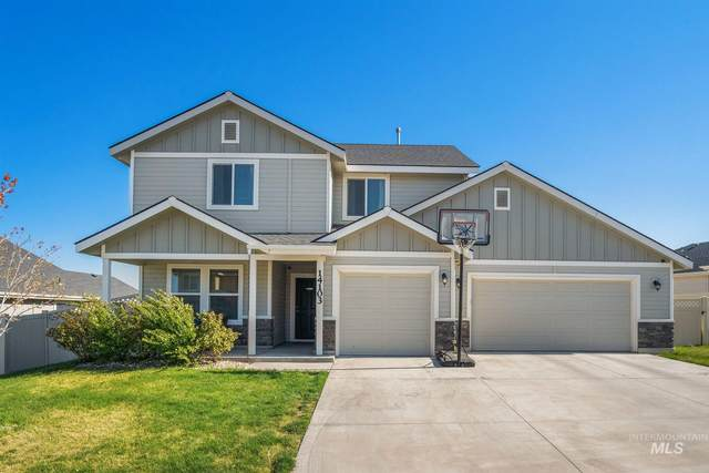 14103 Fractus Drive, Caldwell, ID 83607 (MLS #98800335) :: New View Team