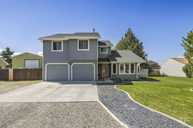 1011 S Camas, Nampa, ID 83686 (MLS #98800337) :: Minegar Gamble Premier Real Estate Services