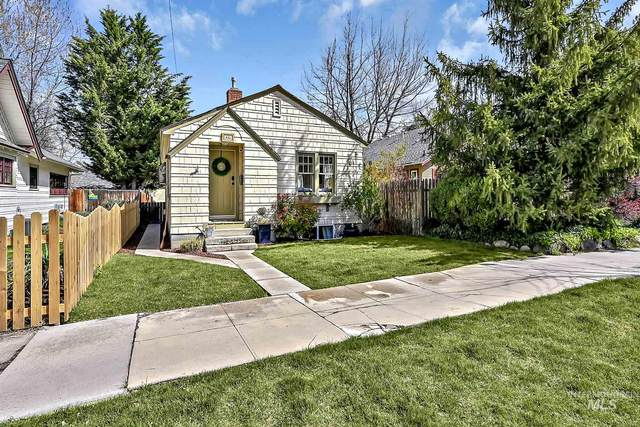 412 W Thatcher St., Boise, ID 83702 (MLS #98800365) :: Michael Ryan Real Estate