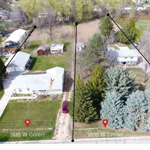 5600 & 5610 W Grover, Boise, ID 83705 (MLS #98800371) :: Beasley Realty
