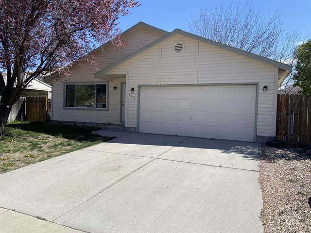 1338 W Sandalwood Dr., Meridian, ID 83646 (MLS #98800378) :: City of Trees Real Estate