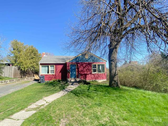 220 Cherry, Moscow, ID 83843 (MLS #98800408) :: Beasley Realty