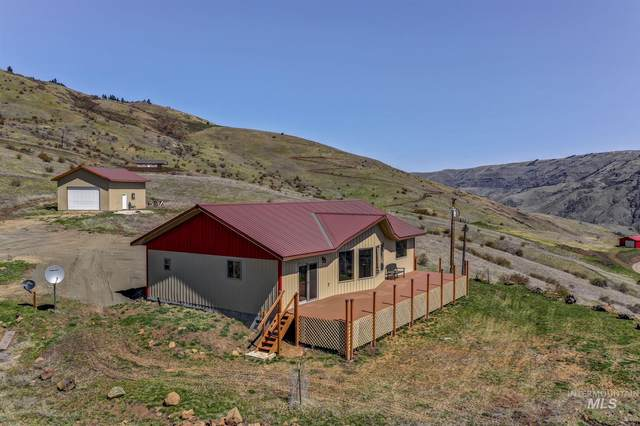 925 Doumecq, White Bird, ID 83554 (MLS #98800425) :: Juniper Realty Group