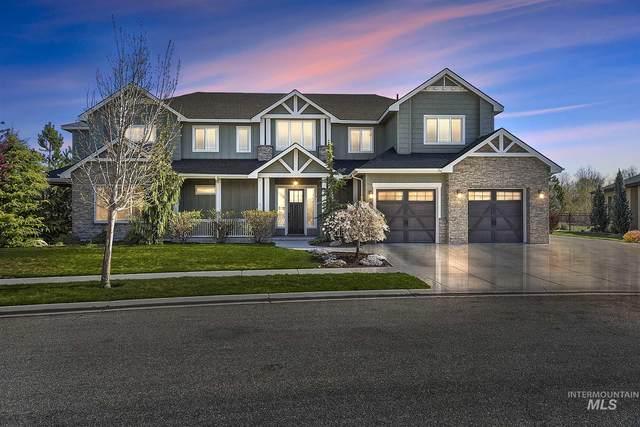 360 W Back Forty Dr., Eagle, ID 83616 (MLS #98800454) :: Build Idaho