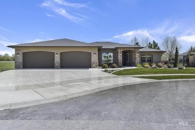 2036 N Bella Strada Way, Eagle, ID 83616 (MLS #98800461) :: Beasley Realty