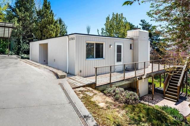 2701 N Hillway Dr, Boise, ID 83702 (MLS #98800464) :: Beasley Realty